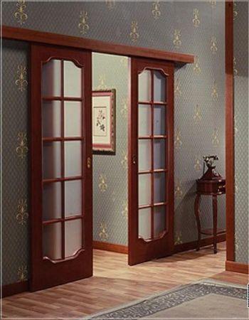 Стиль, материал, конструкция дверей