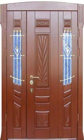Стильные входные двери